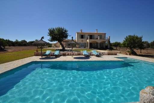 Exklusive Luxus-Fincas auf Mallorca ⇒ mit Pool und in Top-Lage