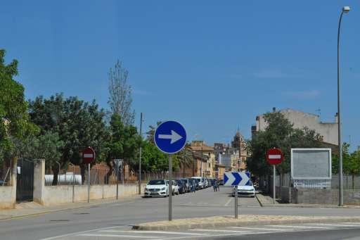 Kirche Campos Mallorca