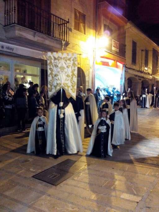 Osterprozession Alcudia Mallorca